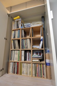 一般的な本棚