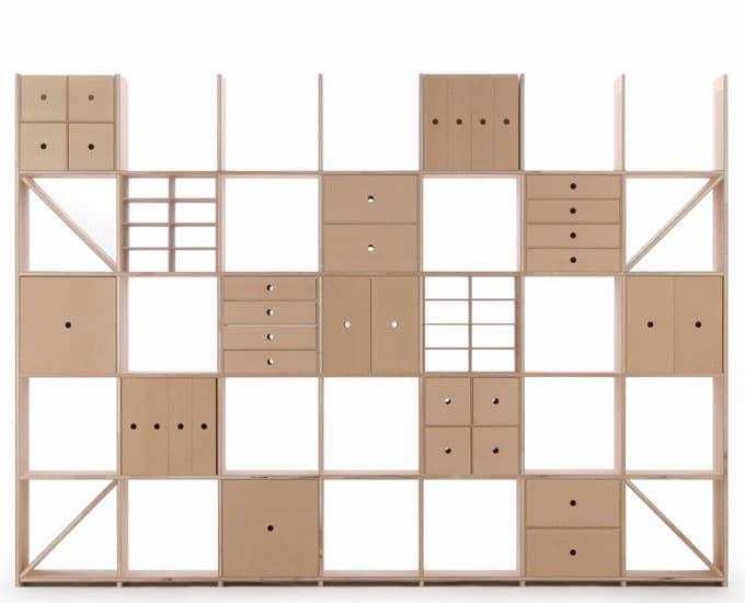 本棚 大量の本を収納できる丈夫な本棚|本棚の通販はマルゲリータ