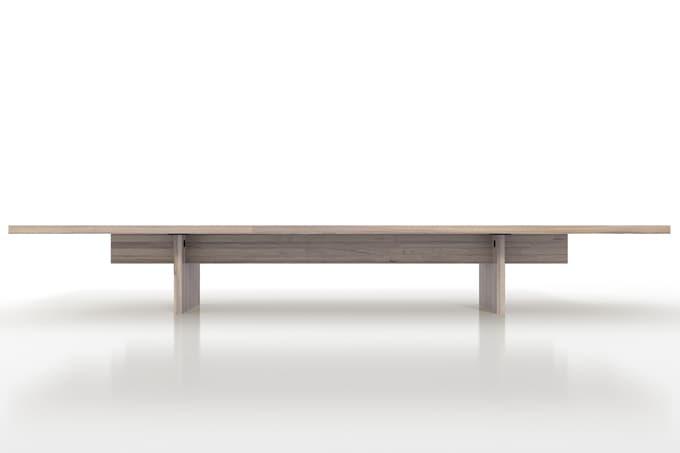 座卓 幅2400 奥行900mm ローテーブルの通販ならマルゲリータ