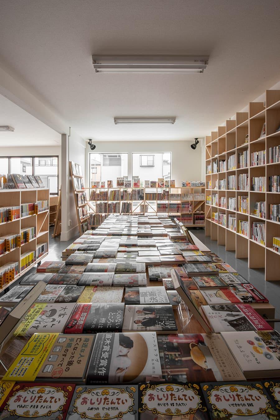 小さな町の書店