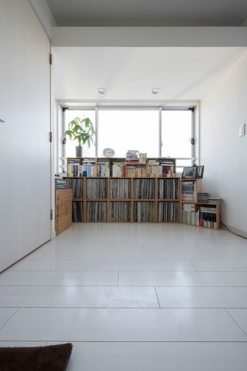 窓下の収納棚に | BLC収納ボックス/BLC(No.17)