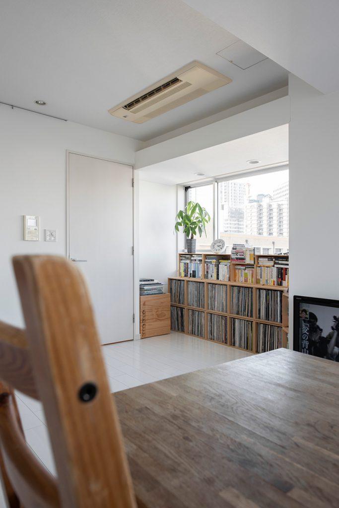 窓下の収納棚に   BLC収納ボックス/BLC(No.17)