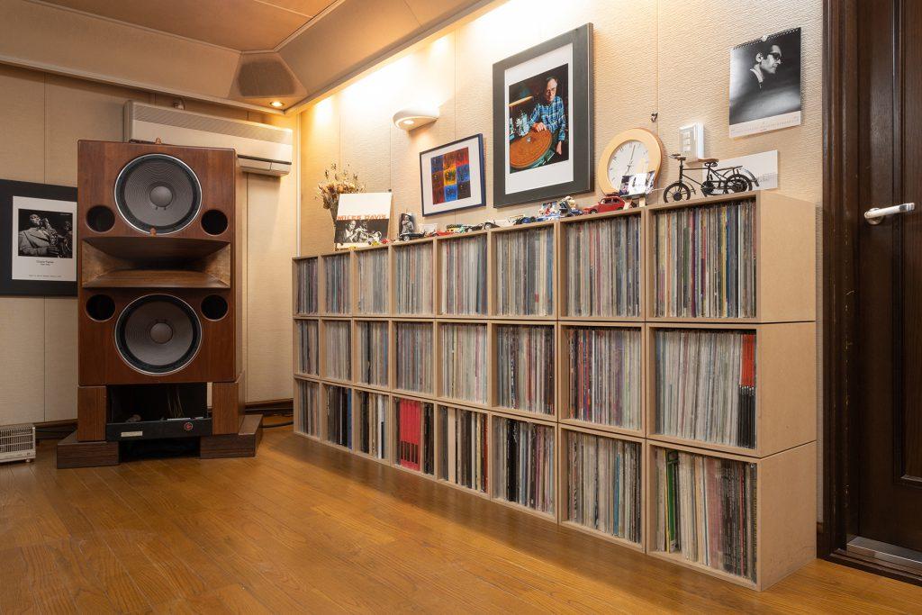 アナログレコード鑑賞室