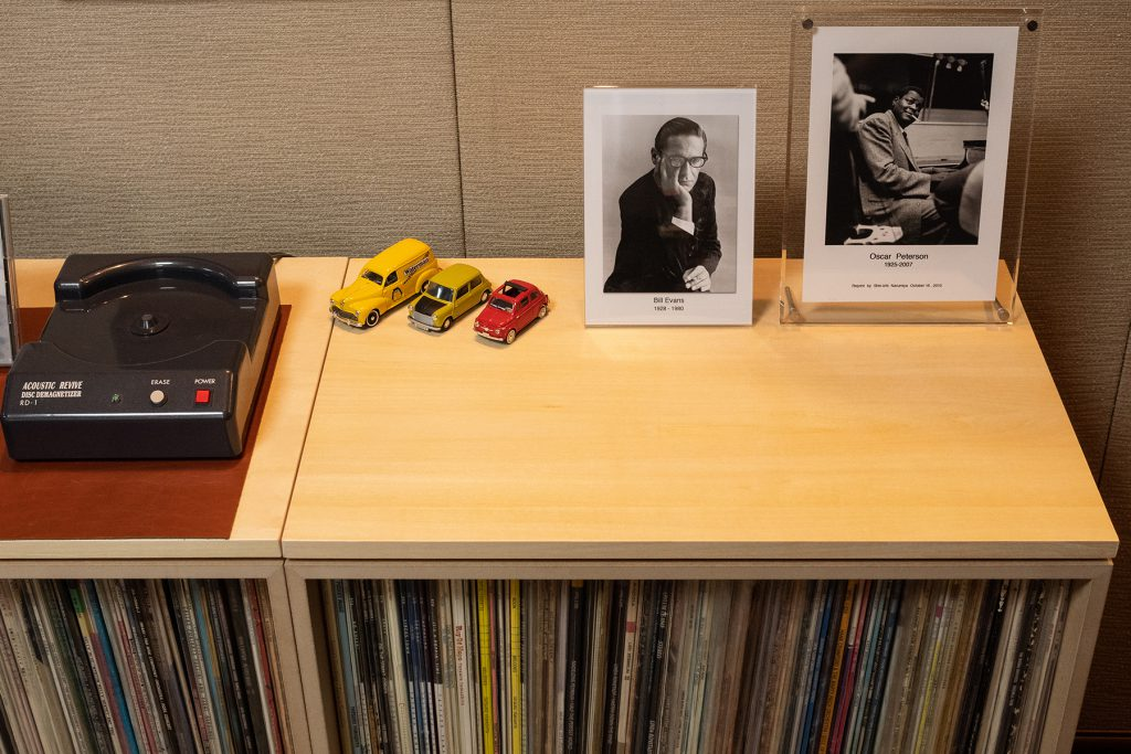 LPレコード収納