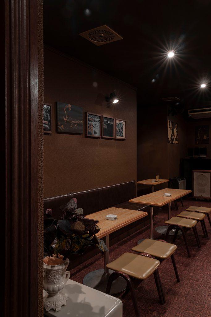 ジャケットフレーム/FRAME(No.02)北国の音楽喫茶に