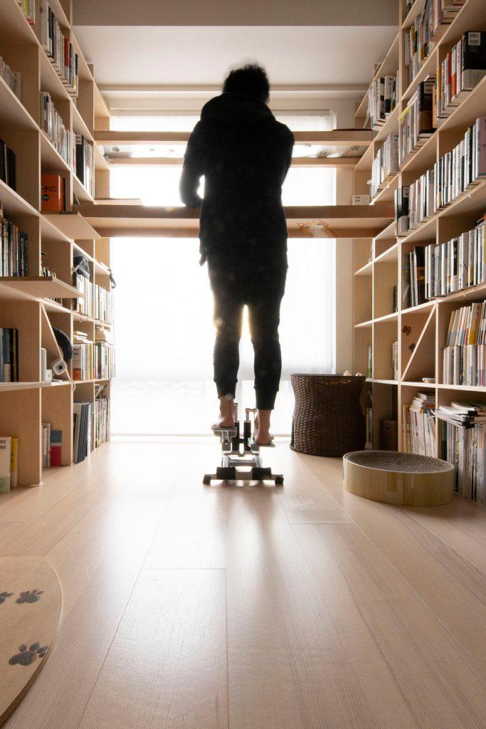 3面本棚 | メンタリストDaiGoさんの本棚