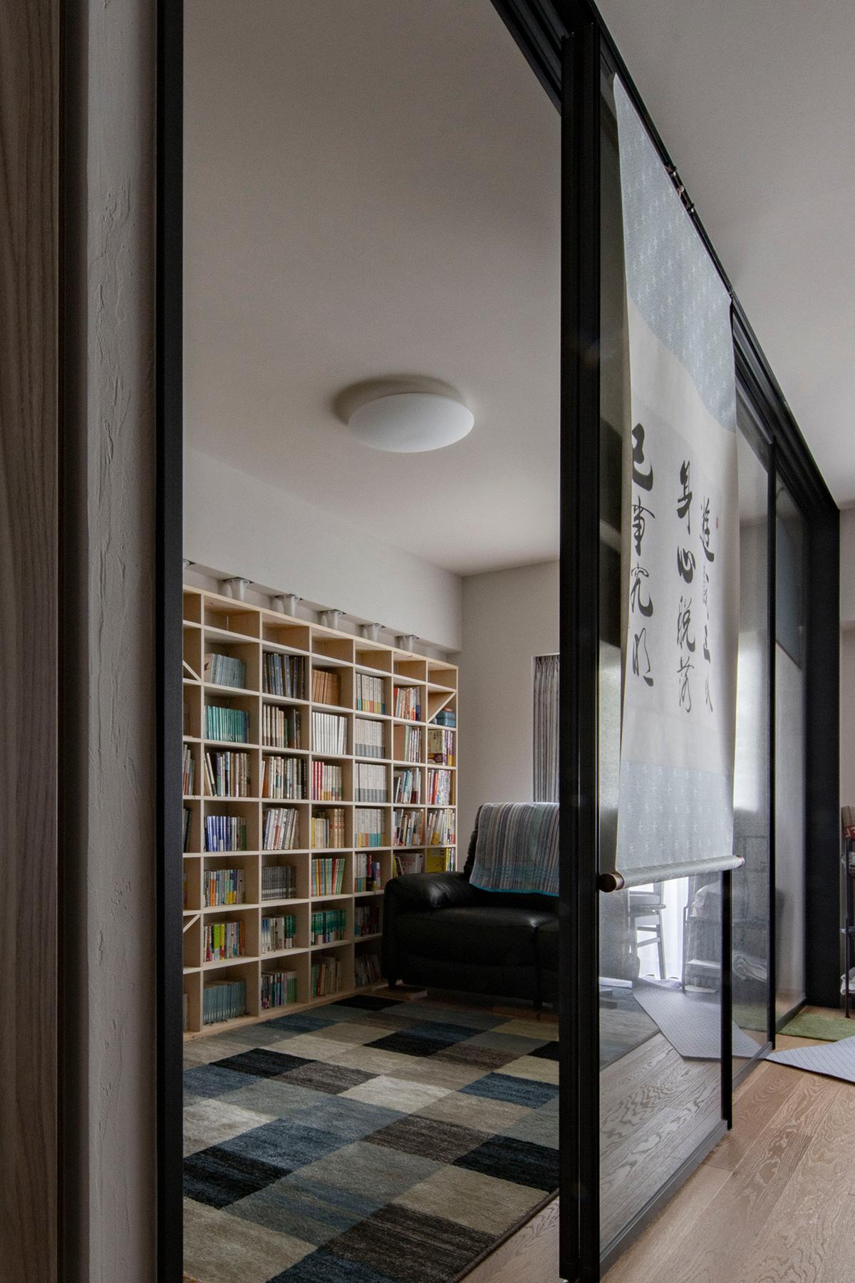 壁一面の書架 単行本