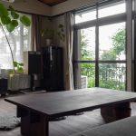 床に座る生活 | 座卓 / Tavola (No.02) | マルゲリータ使用例