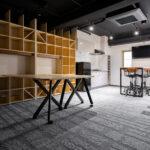 会議室の新しい形   開口部のある本棚 / Shelf (No.15)   マルゲリータ使用例